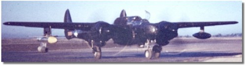 P-61 'Black Widow' Night Fighter