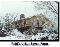 Hersch and Bonnie's U bar Seven Farm in Ava, Missouri